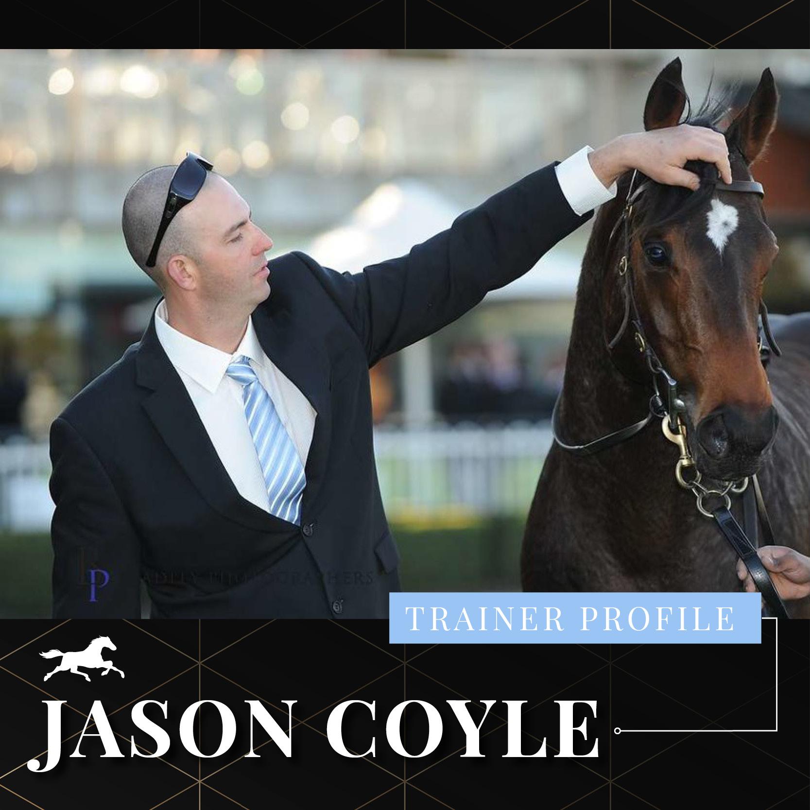 Trainer Profile – Jason Coyle