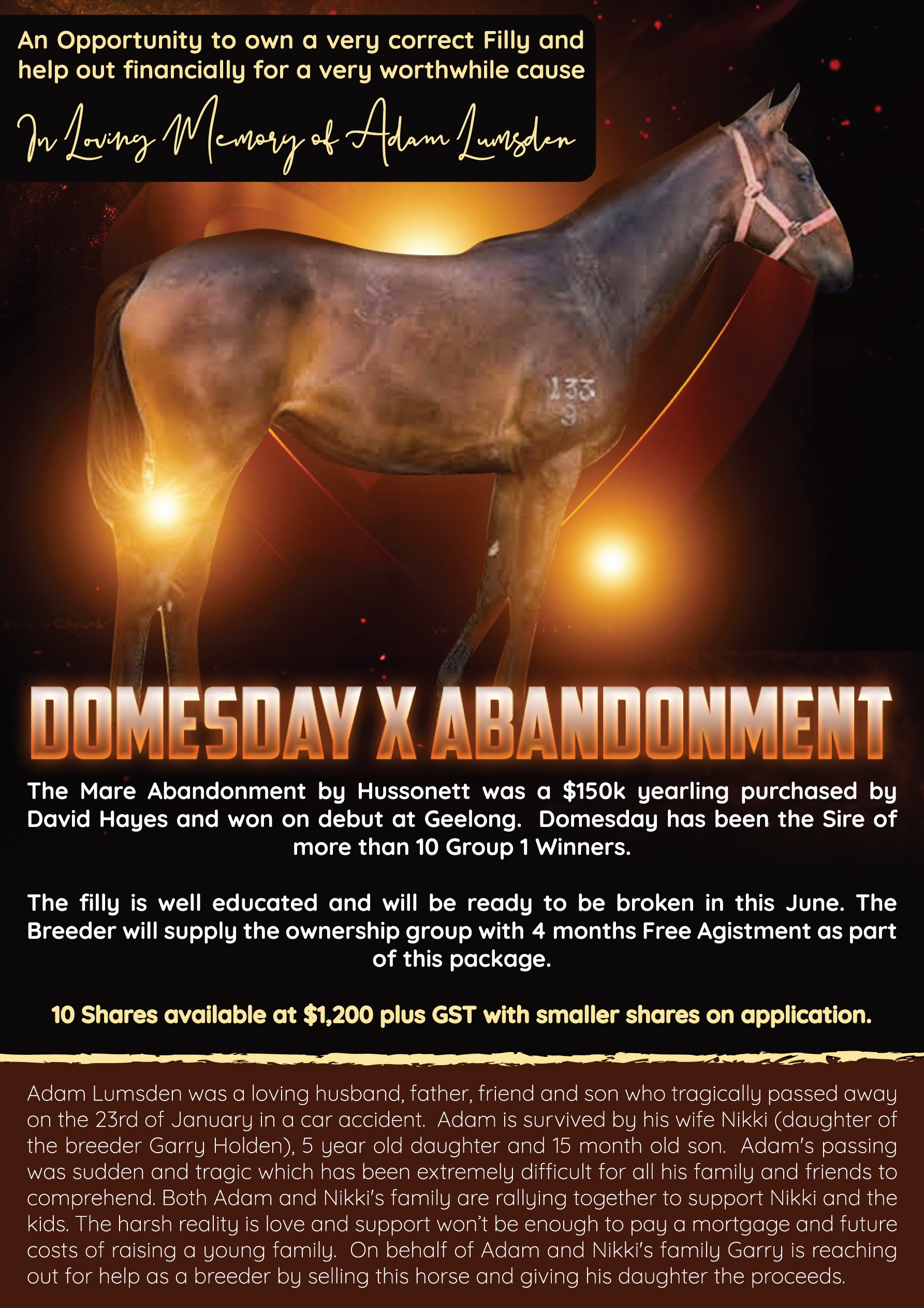 Domesday X Abandonment