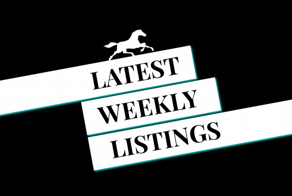 This weeks latest listings – Headwater, Raoul and Sebring