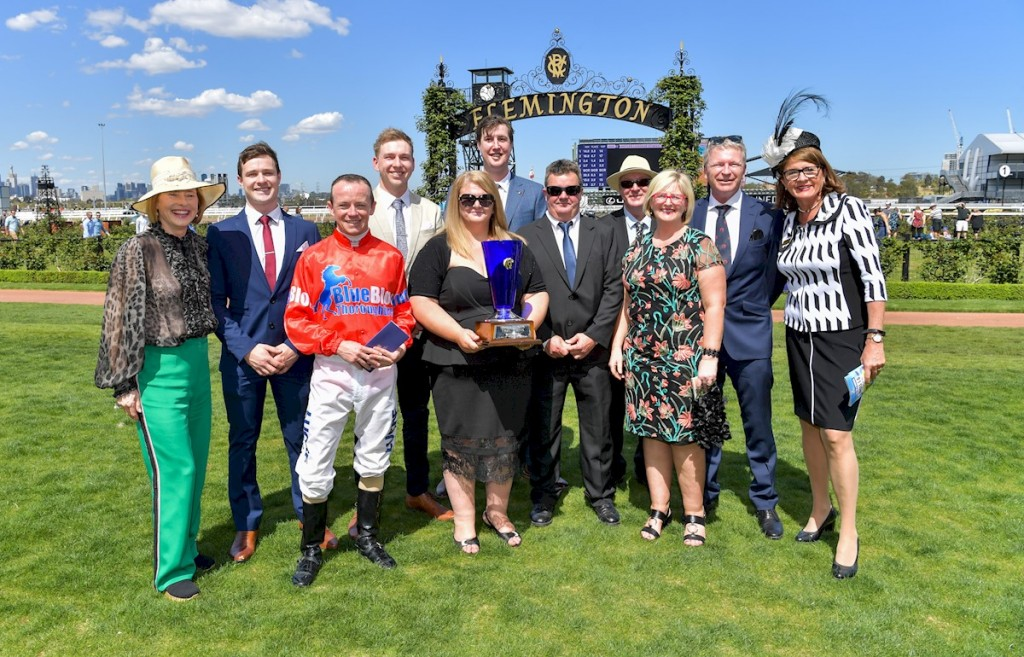 BlueBlood Thoroughbreds – Multiple Group One Winning Syndicator
