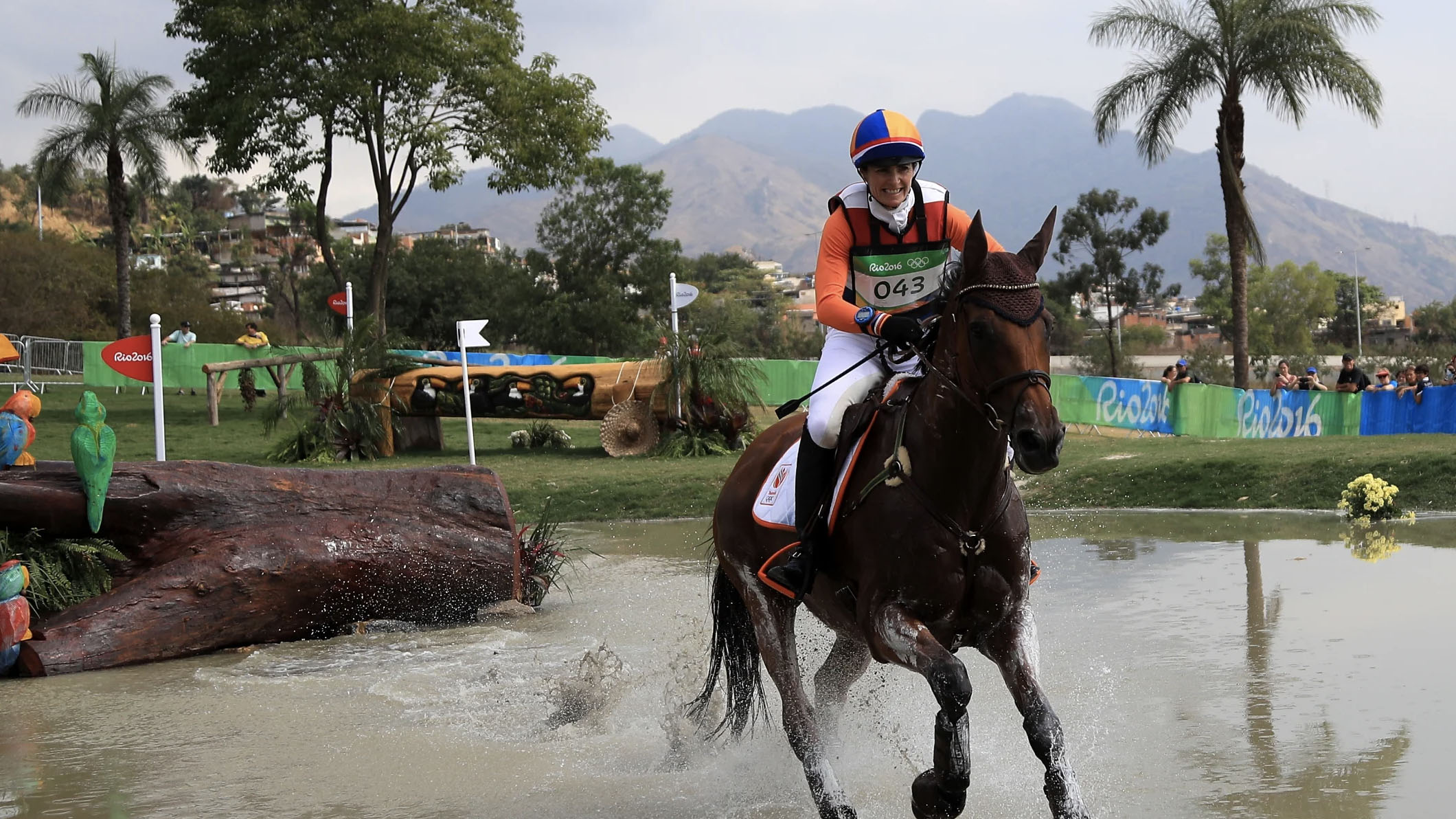 Equestrian and the Olympics